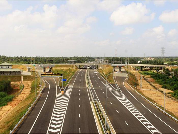 斯里兰卡CKE高速公路项目