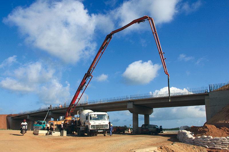海外工程事业部-泵送混凝土
